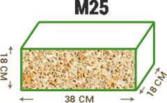 ракушечник М25